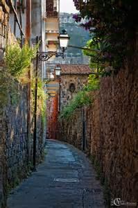 Sorrento Italy Streets
