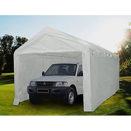 Quictent Portable Carport Canopy 10'x20' Large Car Canopy