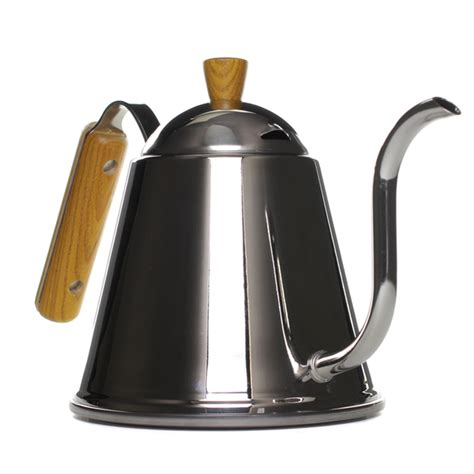 kettle pour tea kettles coffee french unusual press water looking boiling stove stainless steel chemex faithful oldfaithfulshop tools boil