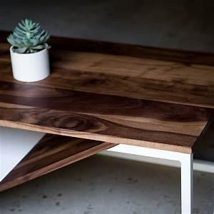 Walnut Cortado Coffee Table