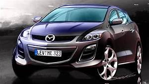 2015 Model Mazda Cx7