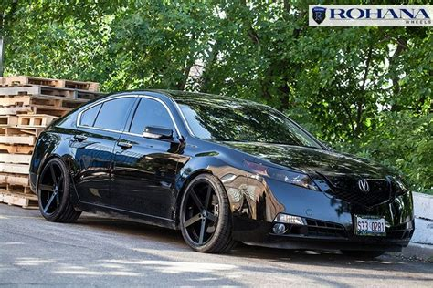 acura tl rohana wheels rc22 matte black 01 jpg