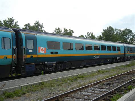 Via Rail Renaissance Cars