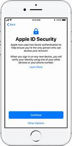 how to make a new apple id account on iphone 6 howstoco With apple security