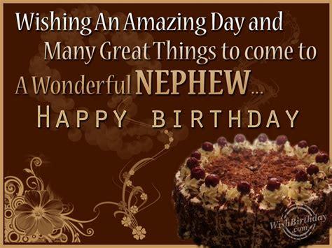 Happy Birthday My Nephew