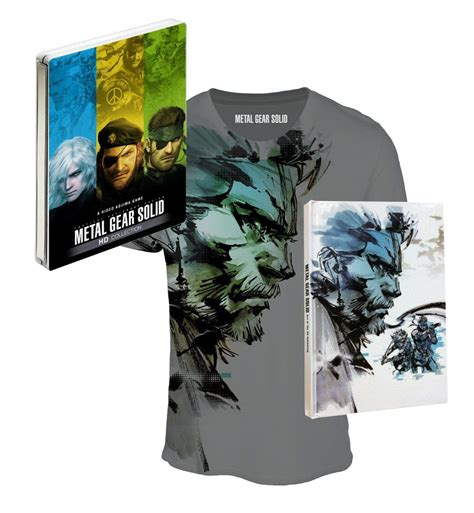 Metal Gear Solid Hd Collection Limited Edition Xbox 360