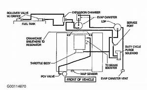 1999 Dodge Dakota Vacuum Diagram