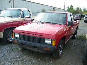 Nissan Pick Up 2 0 1986