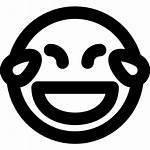 Riendo Gratis Icono Icons