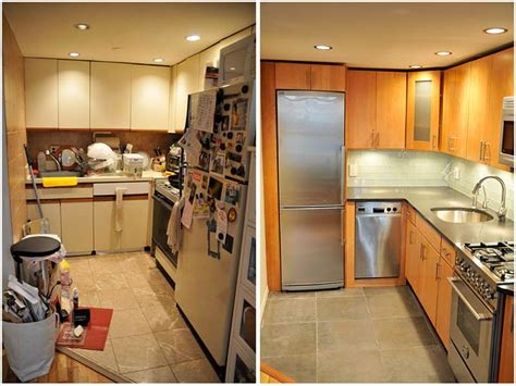 apartment kitchen renovation ideas before after small kitchen remodels modern kitchens