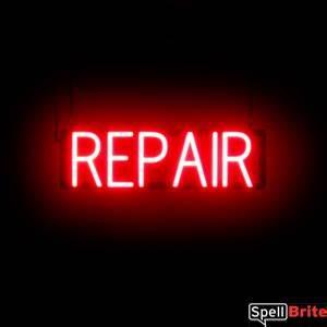 REPAIR Sign