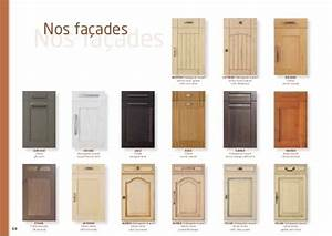 Facade Meuble De Cuisine : facade porte de cuisine ~ Edinachiropracticcenter.com Idées de Décoration