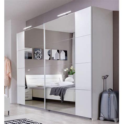 White Mirrored Wardrobe by 25 Best Ideas About Sliding Mirror Wardrobe On