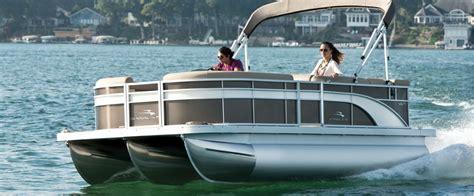 Bennington Pontoon Boat Enclosures by Bennington Pontoons For Sale Northern Ohio Clemons Boats