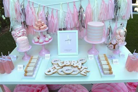 Kara39s Party Ideas Pretty In Pink 14th Birthday