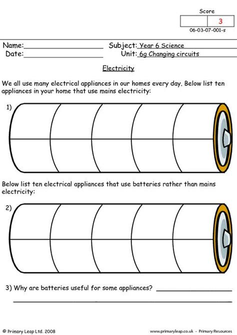 science worksheets primary resources png  trend