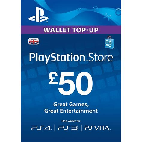 Free playstation plus gift card with new console! PSN Card 50 GBP   Playstation Network UK digital