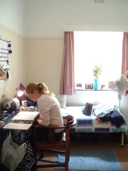 student rooms