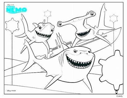Coloring Shark Pages Summer Surfing Realistic Printable