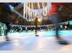 Get your skates on! south coast's biggest indoor ice rink
