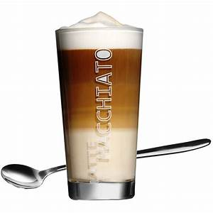 Latte Macchiato Löffel : ritzenhoff breker latte macchiato gl ser lena mit l ffel ~ A.2002-acura-tl-radio.info Haus und Dekorationen