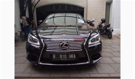 Modifikasi Lexus Ls by 2014 Lexus Ls460l Facelift Black On Black