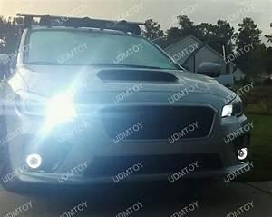 Subaru Wrx Sti Dual Function Halo Ring Daytime Running