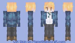 jimin neleh minecraft skin