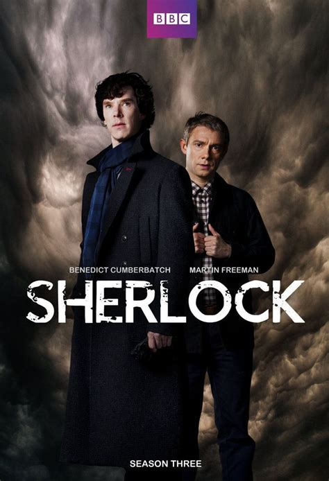 sherlock season tv series holmes bbc poster direct detective british anthology designed cumberbatch