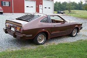 Dark Brown 1978 Ford Mustang II King Cobra Hatchback - MustangAttitude.com Photo Detail