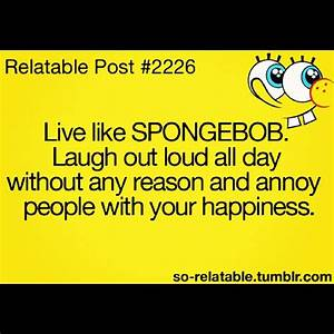 Funny Spongebob Quotes For Instagram. QuotesGram