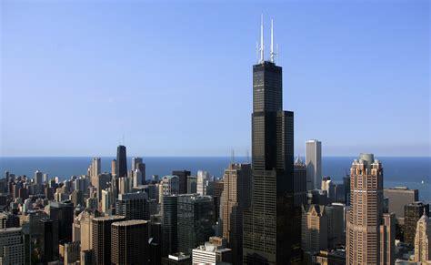 Chicago's Tallest Building Breaks