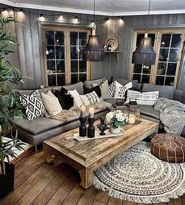30, Gorgeous, Bohemian, Farmhouse, Decorating, Ideas, For, Your