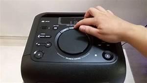 Sony Mhc-v11 Sound Test Cd Good Quality