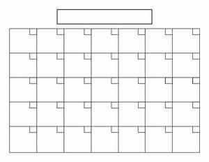 Calendar Grid Made It Perpetual Calendar Tutorial