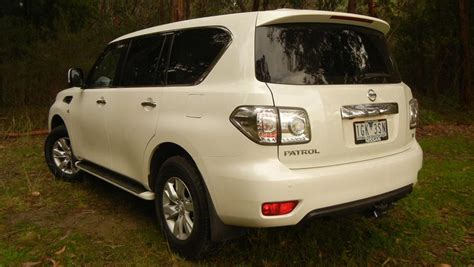 Y62 Nissan Patrol Ti 2016 Review Road Test Carsguide