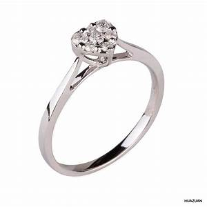 Diamond white gold wedding rings modest navokalcom for White diamond wedding ring