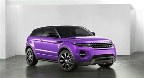 Purple Range Rover Purple Pinterest
