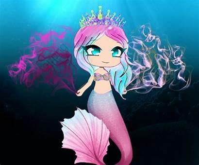 Gacha Mermaid Oc Glitch Shadow Newgrounds