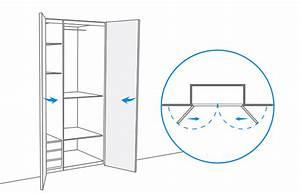 Porte De Placard Pivotante : choisir des portes de placard castorama ~ Farleysfitness.com Idées de Décoration