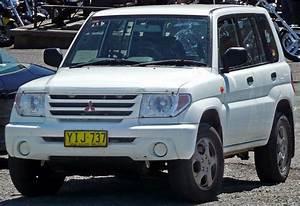 Mitsubishi Pinin 1998-2007 Service Repair Manual