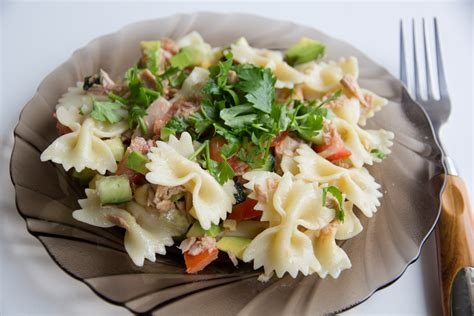 how to make healthy pasta how to make healthy tuna pasta salad 10 steps with pictures