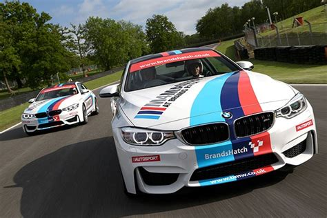 Bmw M4 Driving Experience At Oulton Park From Buyagift
