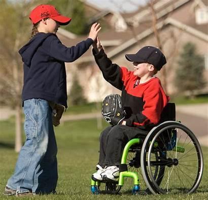 Children Wheelchair Disabled Helping Activities Books Kid