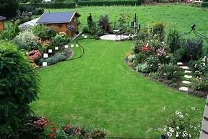 Beet Vor Terrasse Anlegen : beet vor dem haus gestalten unser kleiner park ~ Lizthompson.info Haus und Dekorationen