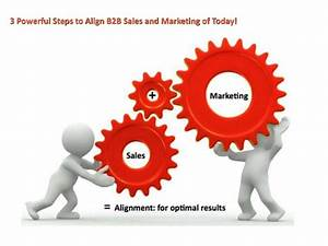 3 Powerful Steps to Align B2B Sales and Marketing of Today!