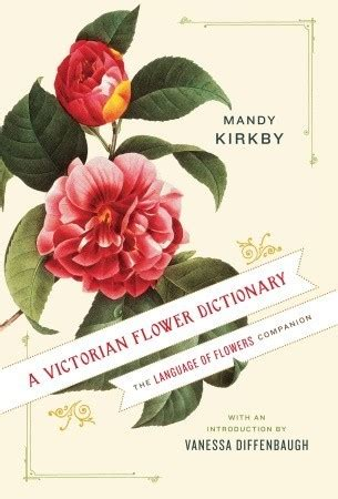 victorian flower dictionary  language  flowers