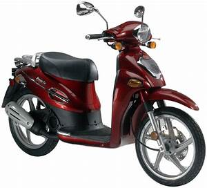 Kymco People 50 Scooter Online Service Manual