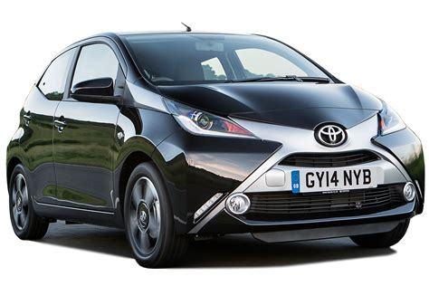 Toyota Car : Toyota Aygo Hatchback Review