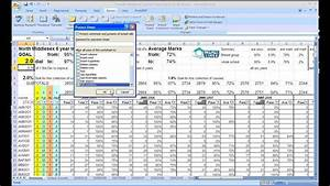 sample instructions for updating school trend excel With school register template spreadsheet